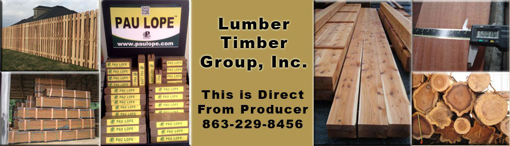 Lumber Timber Group Inc.